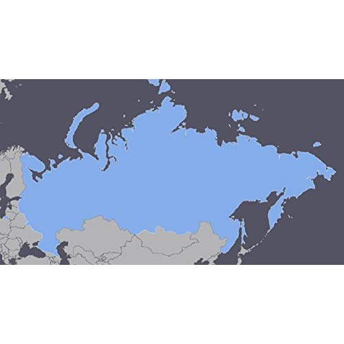 Russia GPS Map 2019.2 for Garmin Devices