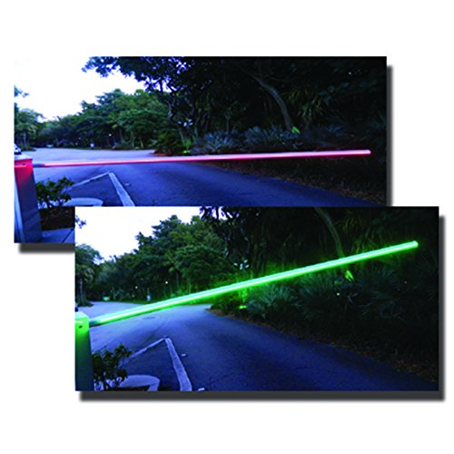 FAS 12FT LED Lighted/Illuminated Barrier Gate Arm Boom