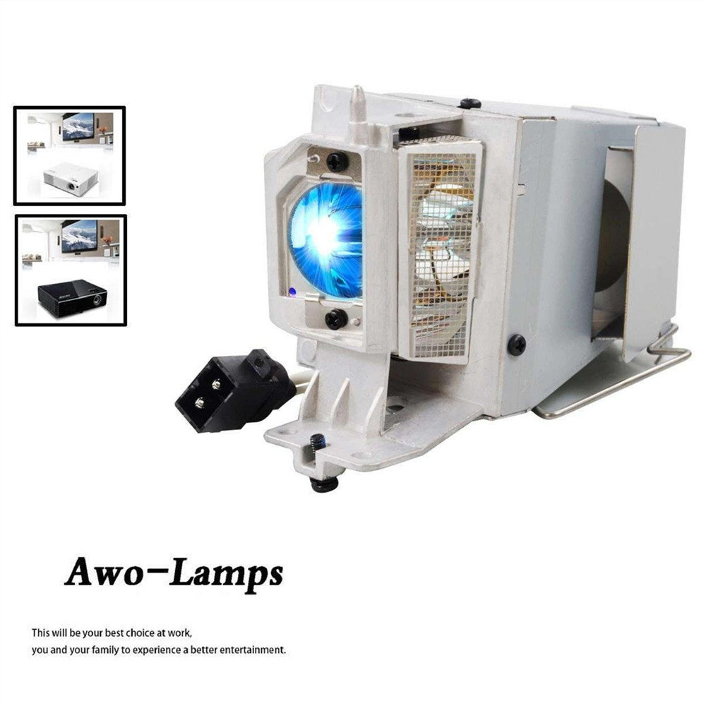 Replacement for Panasonic Pt-dw730 Series Lamp /& Housing Projector Tv Lamp Bulb by Technical Precision