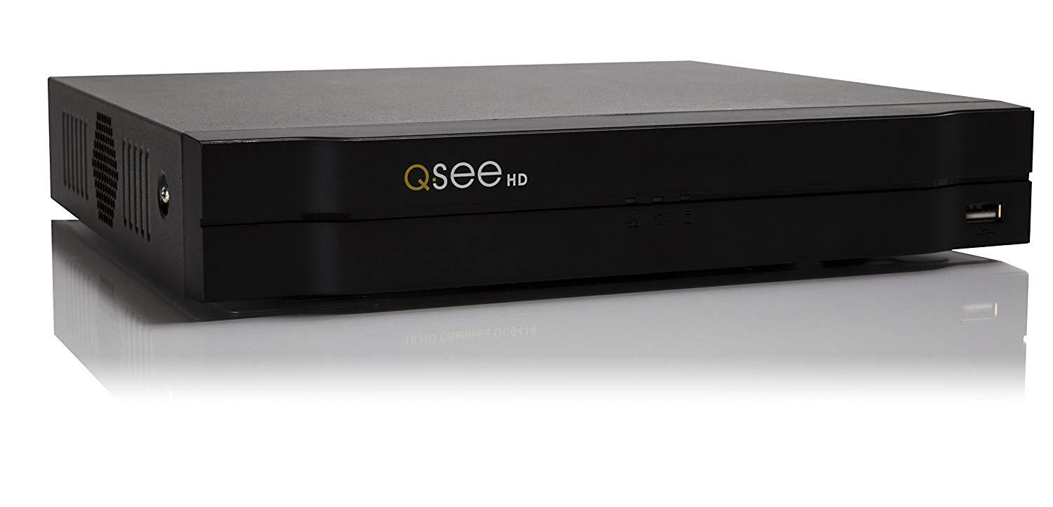 Q-See QC998-2, 8-Channel 4K High Definition Multiformat DVR with 2TB HDD