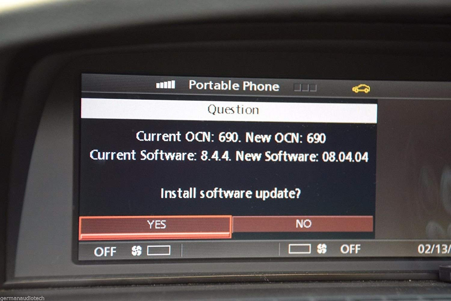 BMW Software Update >> Latest V32 Firmware Update For Bmw E65 E66 7 Series Software Firmware Dvd Gps Navigation System Update Disc Cd 2002 2003 2004 2005 2006 745i 745li